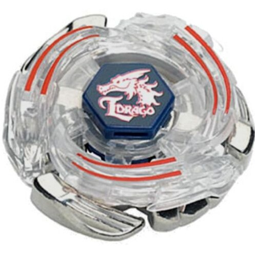 1PCS-BEYBLADE-METAL-FUSION-Lightning-L-Drago-Metal-Fusion-4D-Beyblade-BB43-Without-Launcher