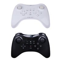 Wireless Classic Pro Controller Gamepad Dual stick analogici e disposizione dei pulsanti ergonomici gamepad con cavo Per Nintendo Per WiiU