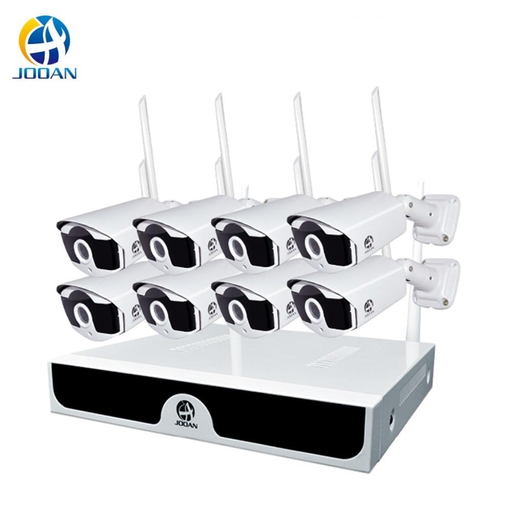 1080P ระบบกล้องวงจรปิดไร้สาย 8ch NVR Hard Disk กลางแจ้ง IR Night Vision H.265 2MP IP Wi fi กล้องชุด 8CH Home Security ระบบ-ใน ระบบการเฝ้าระวัง จาก การรักษาความปลอดภัยและการป้องกัน บน AliExpress - 11.11_สิบเอ็ด สิบเอ็ดวันคนโสด 1