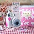 Fujifilm Instax Mini 7s Instant Film Photo Camera Blue Pink Free Shipping