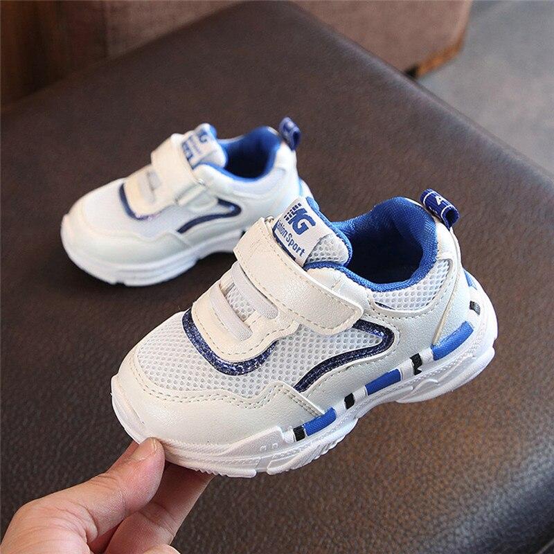 e8f3b638b Telotuny 2018 zapatos de bebé para niños