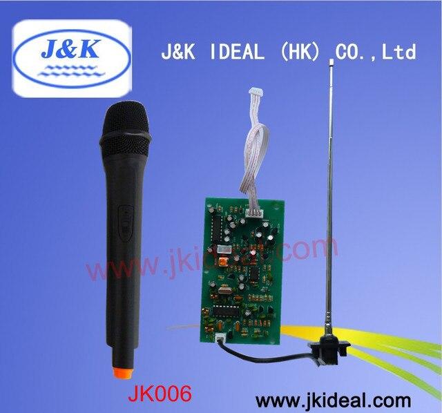 JK006 VHF Wireless MIC module(1 by 1)