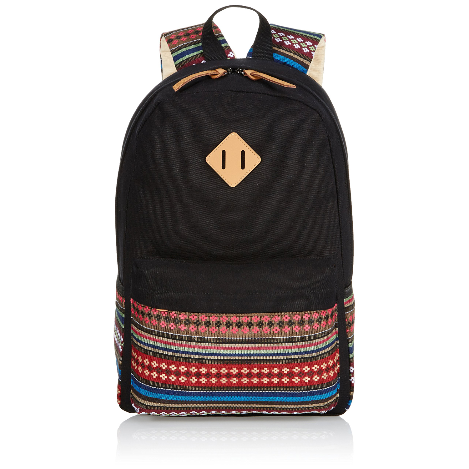 TFTP Ladies Vintage Canvas Backpack Retro Vintage Backpack For Picnic  University Backpack Schoolbag