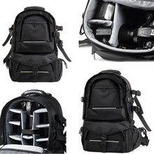 Universal Camera Bag Backpack Case Large Capacity Waterproof Travel Backpack bag fit for Canon Nikon SLR Camera Photo Video Bag
