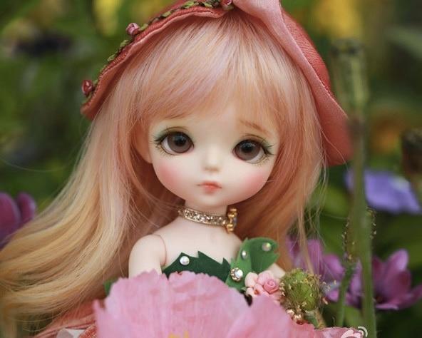 AoaoMeow 1/8 bjd doll Joy цена и фото