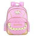 Children School Bags For Girls New 2016 Kids Backpack Girls Book Bag Princess Schoolbags