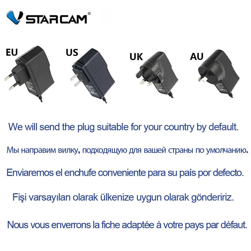 Vstarcam C21S HD 1080 P/720 P WiFi видеонаблюдение безопасности Беспроводная ip-камера с двухсторонним аудио IR ночного видения панорамирование наклона