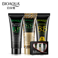 BIOAQUA Brand Travel Mini Cushion BB CC Cream Makeup Oil Control Concealer Sunscreen Foundation Face Care Cosmetic 3pcs/lot