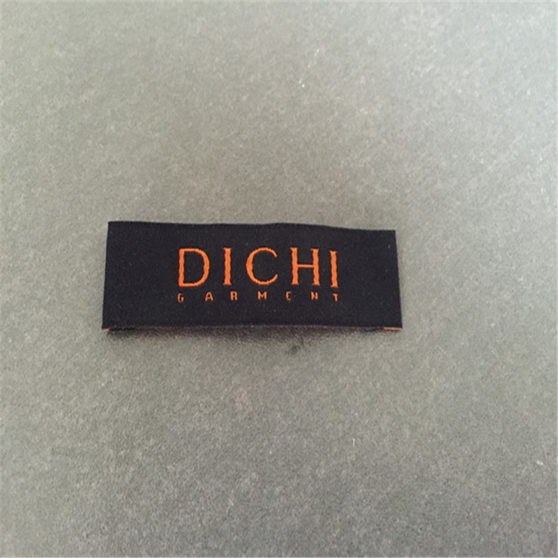 Customized Garment Labels Jacquard Weaving Labels Custom Woven Label Woven Tags