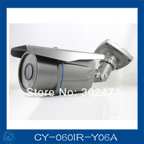 Sony ccd camera with 24pcs IR LED waterproof outdoor camera.CY-060IR-Y06A hot promotion 2000tvl sony ccd ir outdoor