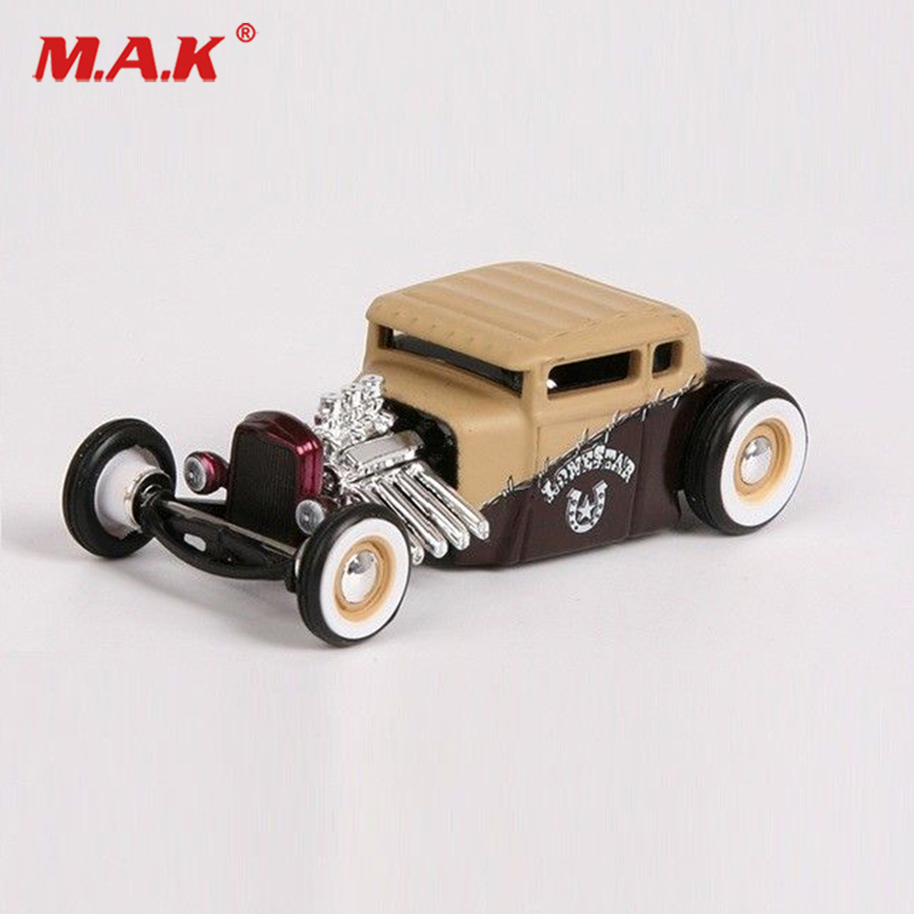 Kids Toys Maisto HOT ROD <font><b>CAR</b></font> <font><b>1/64</b></font> scale classic vehicles diecast miniature <font><b>model</b></font> 1929 Vintage <font><b>car</b></font> collection collective gifts image