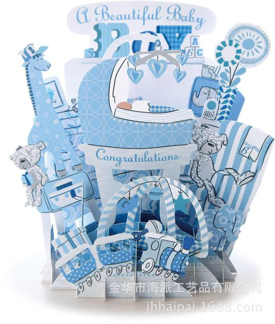 Factory Outlet Boy Baby Three Dimensional Creative Childrens