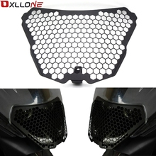 Motorcycle Part Headlight Grill Guard Cover Protector For KTM RC125 RC 125 200 RC200 RC390 390 2014 2015 2016