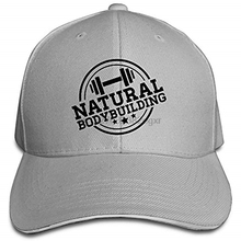 Efbj натуральный Бодибилдинг Классический хлопок шляпа Кепка унисекс модная бейсболка Регулируемая Хип-хоп шляпа(6 цветов)(1