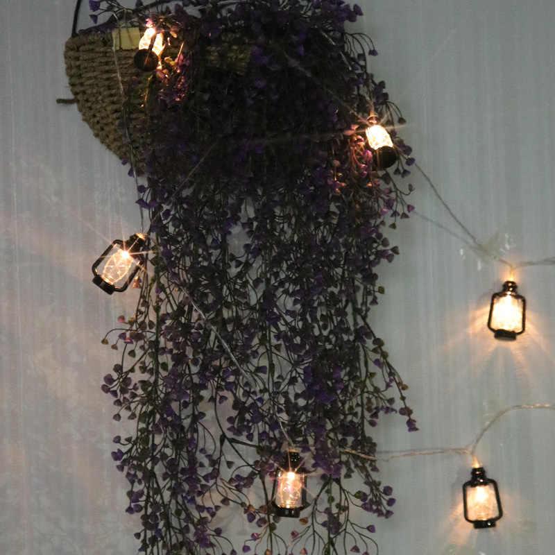 EID Led Dây Cổ Tích Ánh Sáng cho Ramadan Lễ Hội Đồ Dùng Trang Trí Giáng Sinh Ngoài Trời Đèn Lồng Đèn Cho Nhà Ngày Lễ tiệc Sân Vườn