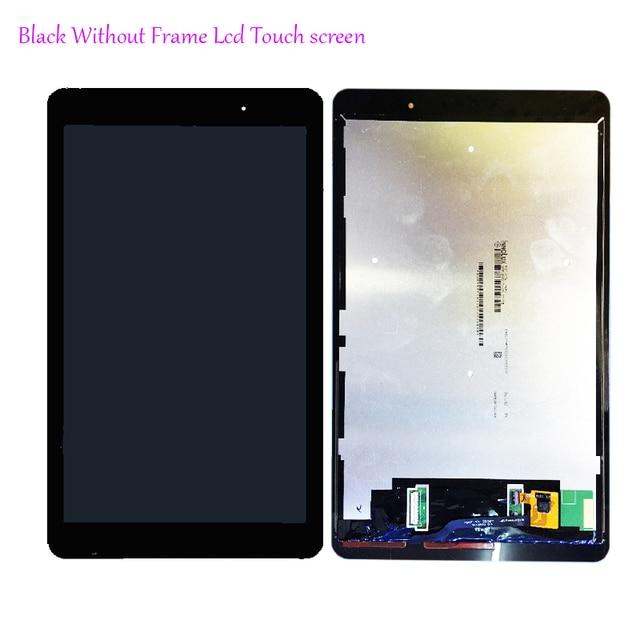 Huawei 社 au 資格でタブ 02 HWT31 Lcd ディスプレイ + タッチスクリーンデジタイザ国会ガラスセンサー
