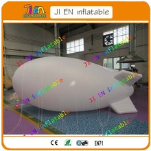 free air ship to door!5m air blimp air balloon,advertising balloon,giant balloon with LED light