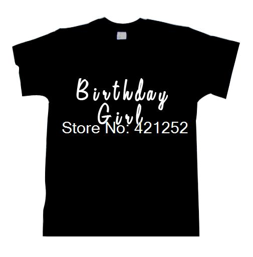 Womens Birthday T Shirt