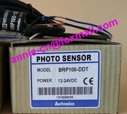 ФОТО BRP100-DDT,  BRP100-DDT-P   AUTONICS  New and original  Photoelectric switch  PHOTO SENSOR  12-24VDC