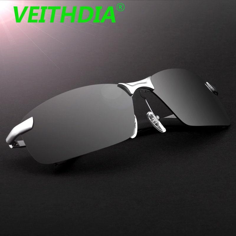 2017 Original Brand Logo Designer Driving Mens HD font b Polarized b font Sunglasses font b