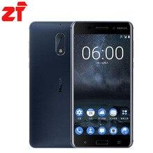 "Nokia 6new  Original Nokia 6 LTE 4G Mobile Phone Android 7 Qualcomm Octa Core 5.5"" Fingerprint 4G RAM 32gb 64gb ROM 16MP"