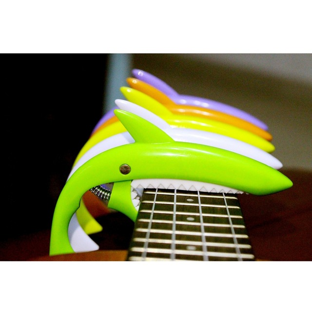 Shark Shaped Ukulele Capo