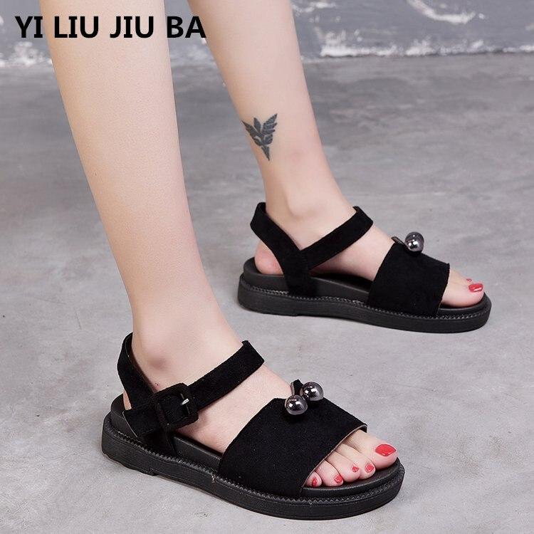 Zapatos de mujer sandalias nueva 2019 primavera zapatillas las mujeres sandalias