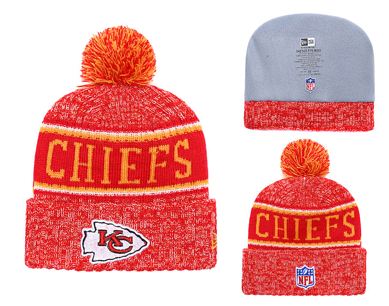 2019 100% Stitiched Kansas City high quality Chiefs beanies hat cap