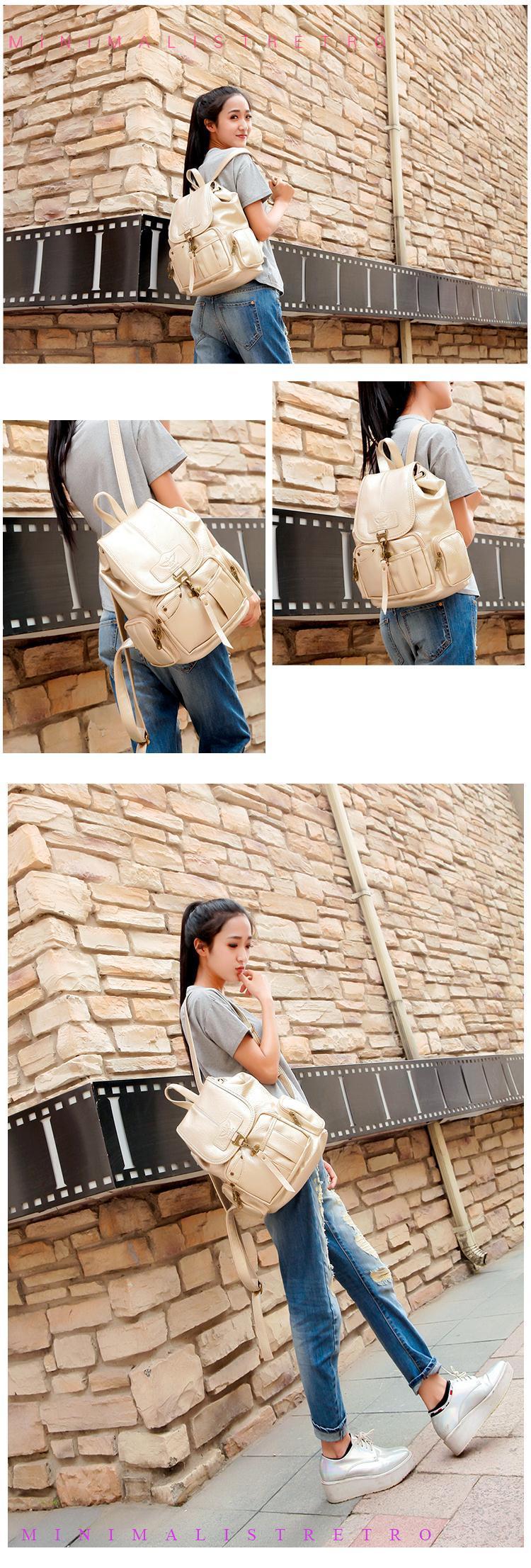 HTB1FVcJyuuSBuNjSsziq6zq8pXan High Quality Women Backpack Vintage Backpacks For Teenage Girls Fashion Large School Bags PU Leather Black Mochila Feminina