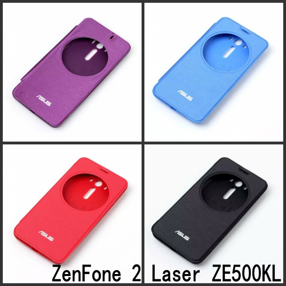 online store 18279 aa131 US $3.98  High Quality Original Flip Cover case for ASUS ZenFone 2 Laser  ZE500KL 5 inch with View window Phone cover on Aliexpress.com   Alibaba  Group