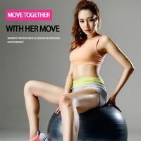 65 CM Yoga Topu fitness Aletleri için Fiziksel Fitness Topu Egzersiz denge Topu ev trainer denge bakla GYM YoGa Pilates
