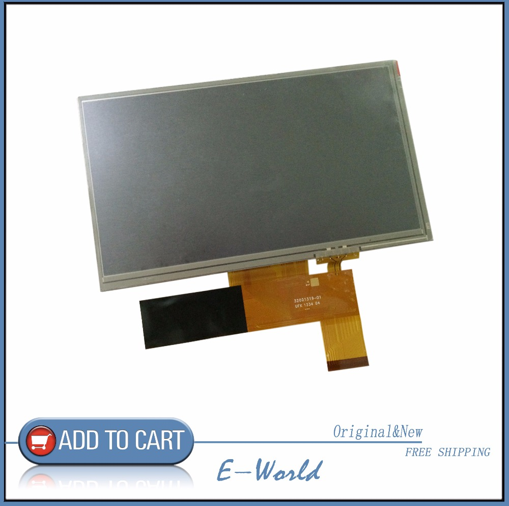 For Garmin Nuvi 2757LM LCD Screen and Touch Screen Digitizer Glass Replacement Part new for garmin nuvi 2597 lmt lcd and touch screen digitizer glass replacement free shipping