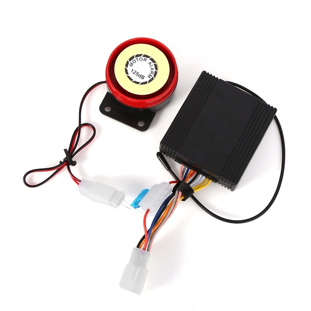 Free Shipping Professional Waterproof Anti-theft Motorcycle Security Remote Driving Alarm System with Key Automatic Engine Start