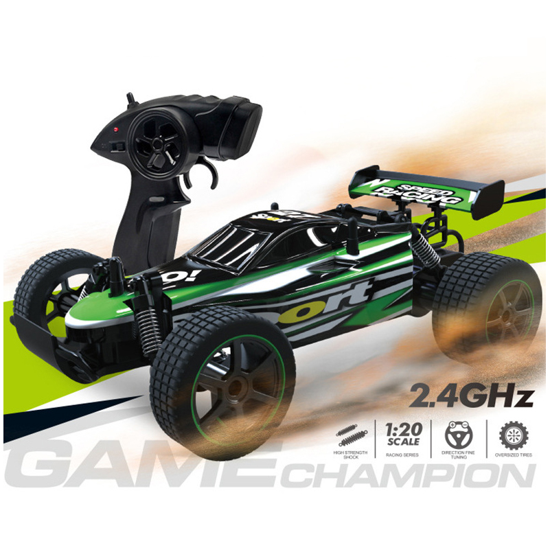 1/20 RC Car Smax 2WD High Speed Race RC Car Remote Control Rock Dirt Toys Cars for Children Gifts