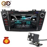 HD 1024x600 4 ГБ Оперативная память 8 Octa Core Android 8,0 стерео gps радио dvd плеер автомобиля для mazda5 Mazda 5 2009 2010 2011 2012 2013