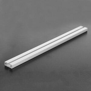 Image 3 - 500mm długość 1640 T gniazdo profile aluminiowe profil wytłaczany dla CNC