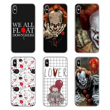 Stephen King s It Transparent Soft Shell Covers For Samsung Galaxy A5 A6 A7 A8 A9 J4 J5 J7 J8 2017 2018 Plus Prime(China)