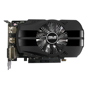 Image 2 - Asus PH GTX 1050Ti 4G กราฟิกการ์ด 7008MHz 128Bit 1290/1392MHz GDDR5 PCI Express 3.0 16X GeForce GTX 1050Ti การ์ด