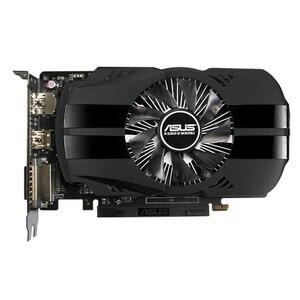Image 2 - بطاقات الرسومات Asus PH GTX MHz 7008MHz 128Bit 1290/1392MHz GDDR5 PCI Express 3.0 16X GeForce GTX 1050Ti بطاقة فيديو