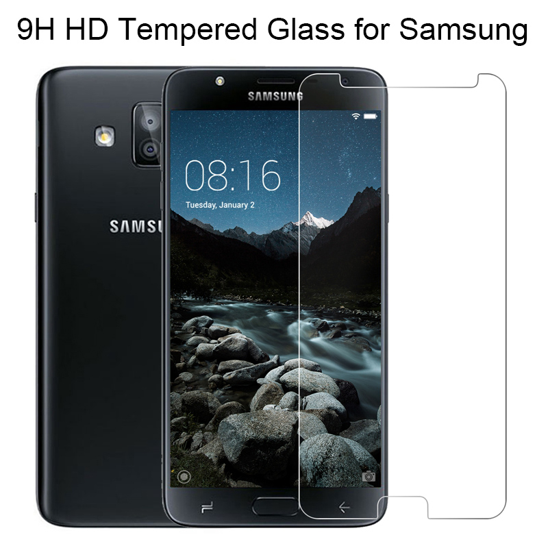 Screen Protector Film For Samsung J3 Pro 2017 Tempered Glass For Samsung J5 2017 EU Protective Glass For Galaxy J3 2018 J5 Prime