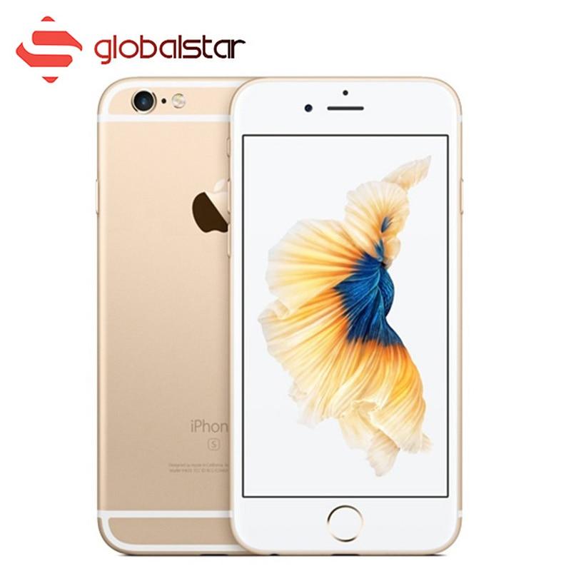 Цена за Оригинальный разблокирована apple iphone 6s dual core сотовый телефон 2 ГБ оперативной памяти 16 ГБ/64 ГБ ROM Смартфон 4.7 Дюймов iOS 9 Мобильный Телефон