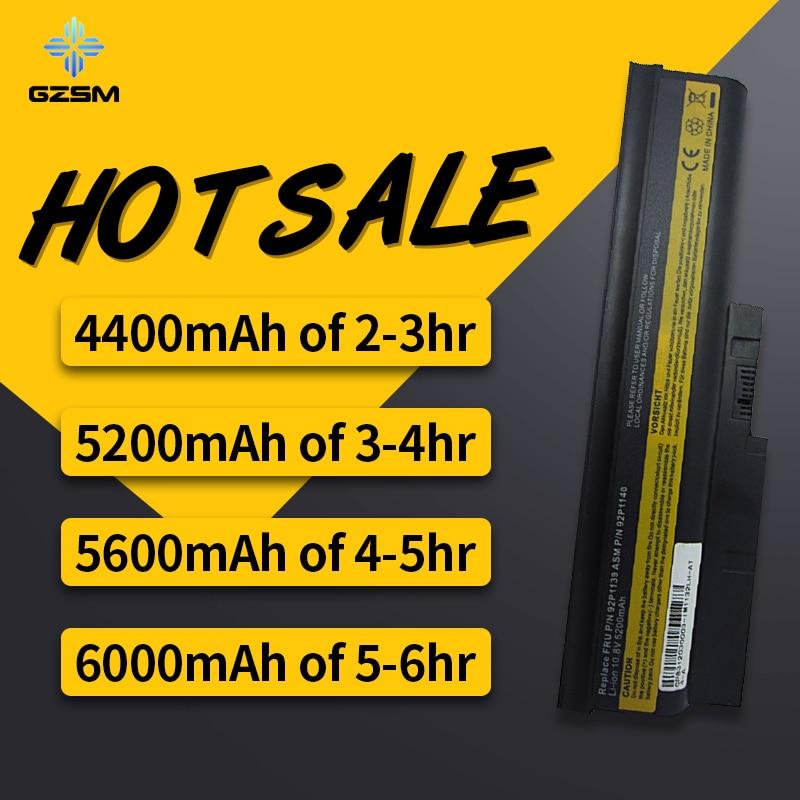 Hsw Laptop Battery For Ibm Thinkpad Lenovo T60 R60 Z60 R500 T500 Sl400 Sl500 92p1133 42t4619 92p1138 42t5246 42t4572 42t4511 Laptop Accessories