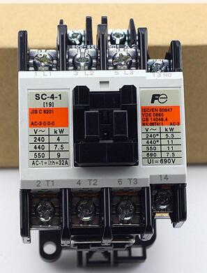 AC contactor 220V 110V SC-4-1 ac contactor sc n5px