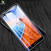Keajor Glass For Xiaomi Redmi 7A Tempered Full Cover Screen Protector Scratch Proof Protective 7 A Film
