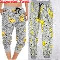 Pikachu Pokemon Ir Pantalones Basculador de Salón Pijama Pantalones Pantalones Con Cordón Sweatpant Cosplay