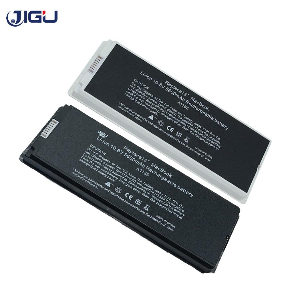 """JIGU New Laptop Battery For Apple MacBook 13"""" A1181 MA472 MA701 5.2 mid-2009 A1185 MA566 MA566FE/A MA566G/A MA566J/A"""