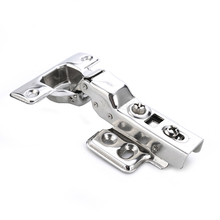 ONUS Clip on Cam Adjustment Hinge Closing Glass Soft  furniture hardware cabinet door hinges folding hinge cold roll steel