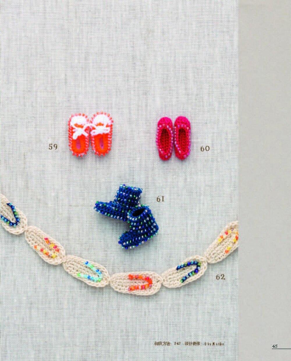 perlen arbeit mini motiv musterweben super nette 3d kleine objekte 100 modelle chinesischen stricken buch3d handmade carft buch in perlen arbeit mini - Perlen Weben Muster