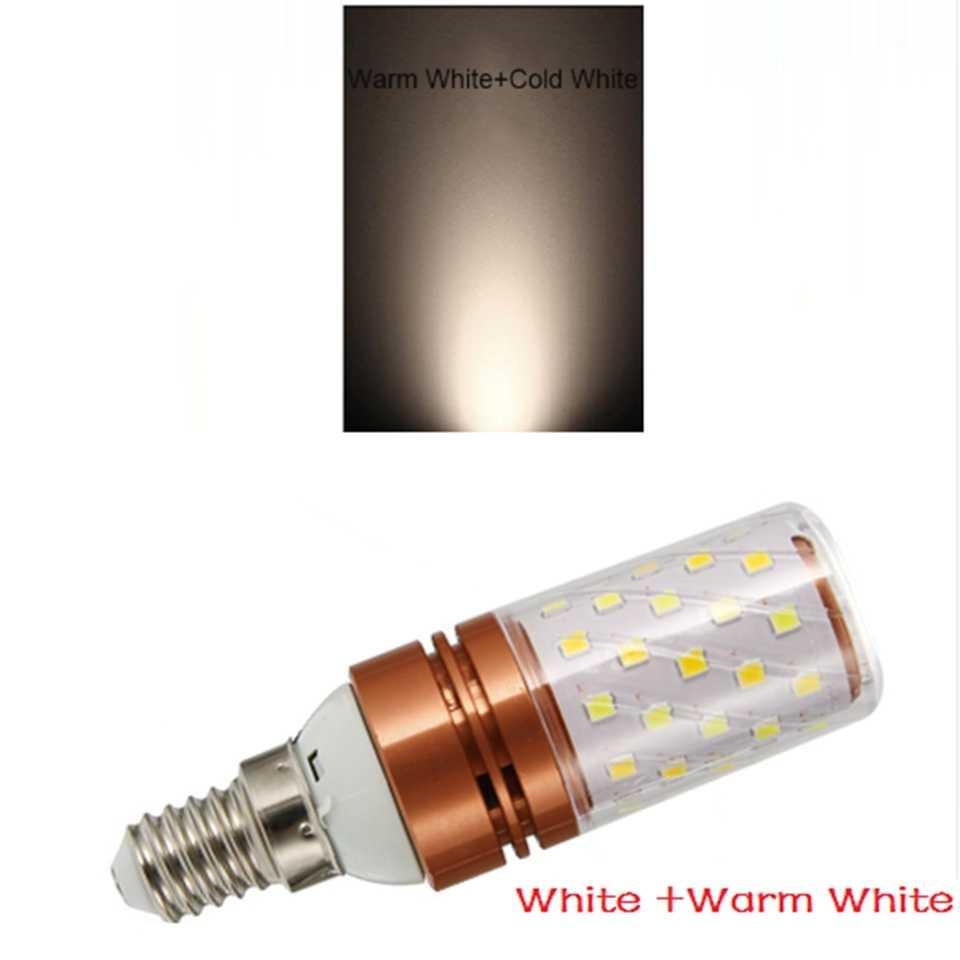 E27 LED Lamp E14 LED Bulb 12W 16W SMD2835 220V Corn Bulb Chandelier Candle LED Light For Home kitchen restaurant Bedroom Hotel