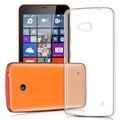Ultrafino tpu case para microsoft nokia lumia 435 535 540 550 640 650 850 950 XL 635 730 830 930 Claro Transparente Cubierta de Silicona